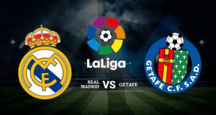 Real Madrid vs Getafe EN VIVO