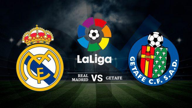 Real Madrid vs Getafe EN VIVO