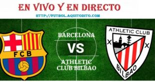 Barcelona vs Athletic de Bilbao EN VIVO