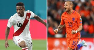 Perú vs Holanda EN VIVO