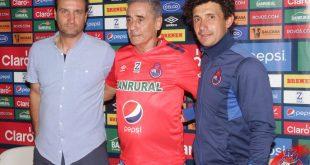 Horacio Cordero Nuevo Técnico de Municipal
