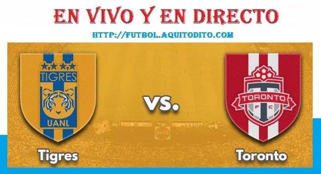 Tigres UANL vs Toronto FC