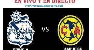 Puebla vs América EN VIVO EN DIRECTO ONLINE