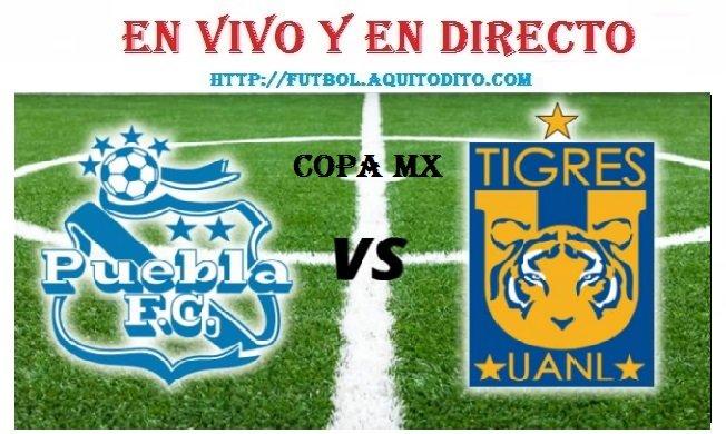 Tigres UANL vs Puebla FC EN VIVO y EN DIRECTO