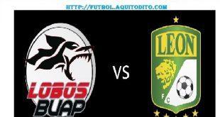 León FC vs Lobos Buap EN VIVO