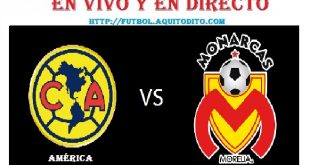 América vs Monarcas EN VIVO