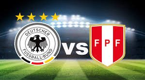Alemania vs Perú EN VIVO