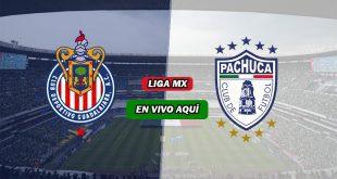 Chivas del Guadalajara vs Pachuca EN VIVO