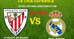 Real Madrid vs Athletic de Bilbao