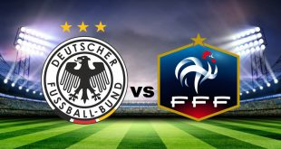 Alemania vs Francia EN VIVO