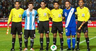 Selección de Guatemala vs Selección de Argentina