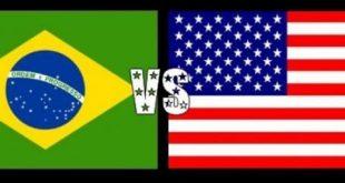 Brasil vs Estados Unidos EN VIVO