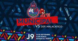 Municipal vs Malacateco EN VIVO