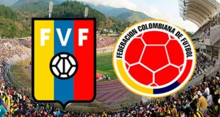 Colombia vs Venezuela EN VIVO