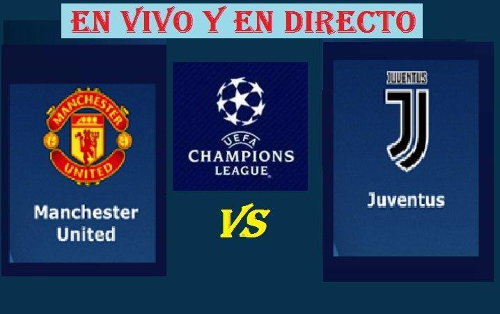 Juventus vs Manchester United EN VIVO
