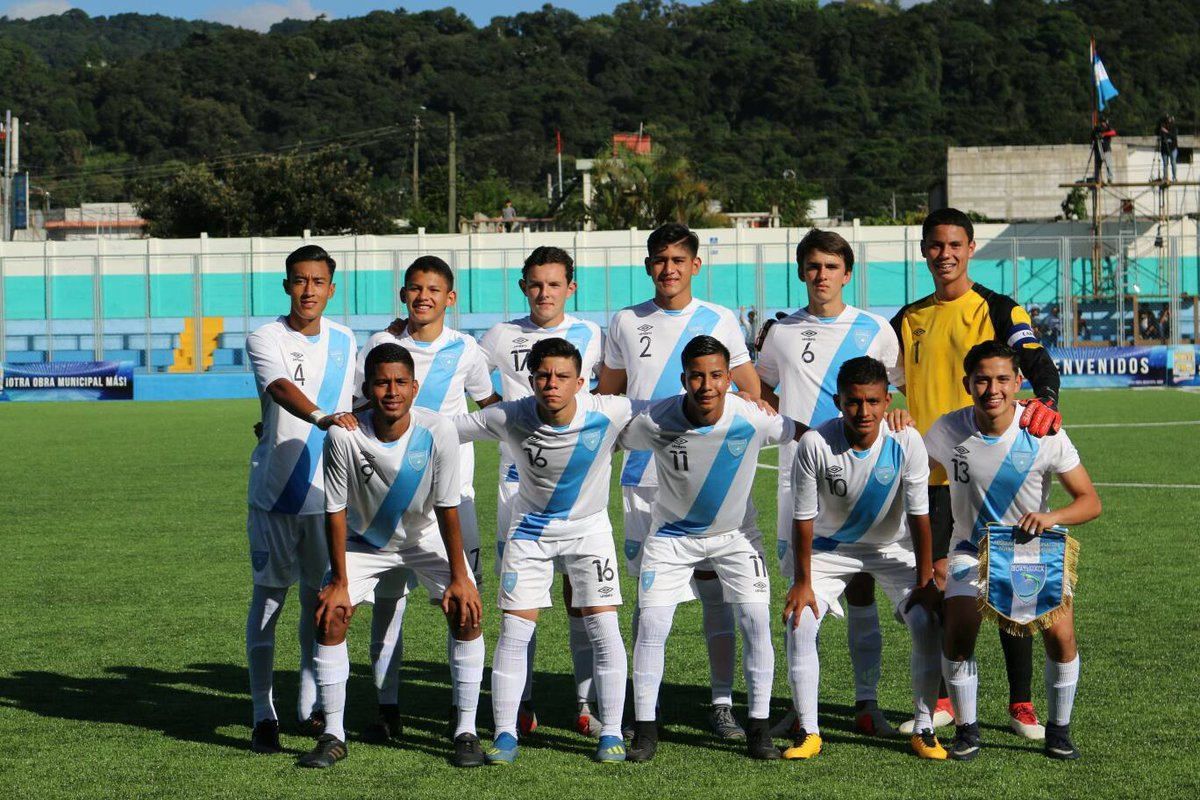 Guatemala Sub-16