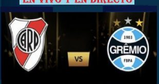 River Plate vs Gremio EN VIVO