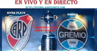 Gremio vs River Plate EN VIVO