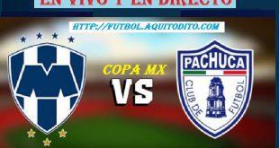 Pachuca vs Monterrey EN VIVO