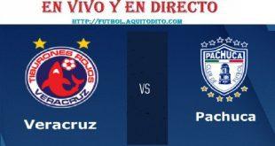 Pachuca vs Veracruz EN VIVO