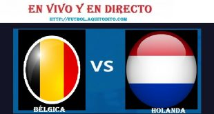 Bélgica vs Holanda EN VIVO