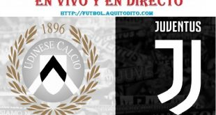Udinese vs Juventus EN VIVO