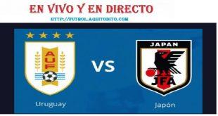 VER Uruguay vs Japón EN VIVO
