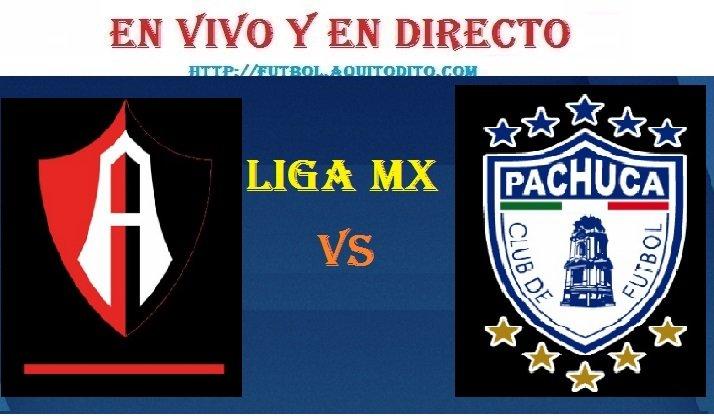 Atlas vs Pachuca EN VIVO