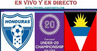 Honduras vs Antigua y Barbuda EN VIVO