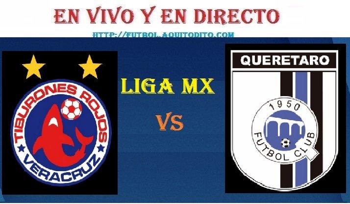 Veracruz vs Querétaro EN VIVO