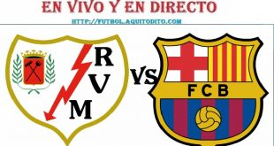 Barcelona vs Rayo Vallecano EN VIVO