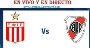 Estudiantes L.P. vs River Plate VER EN VIVO