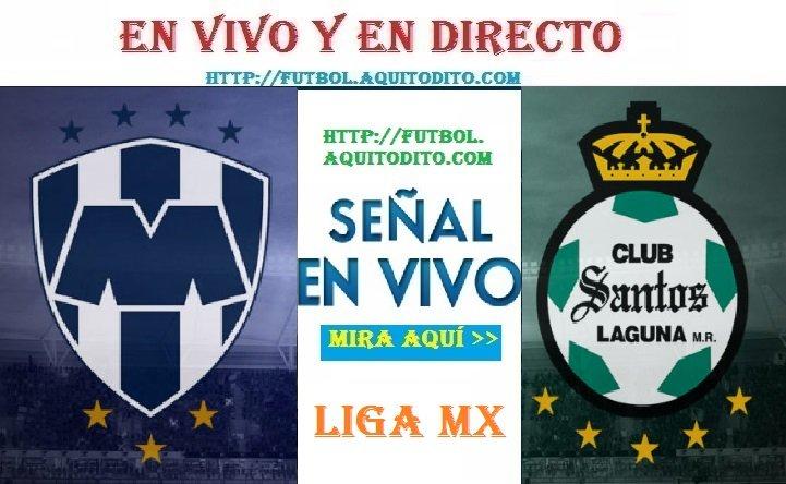 Monterrey vs. Santos Laguna EN VIVO