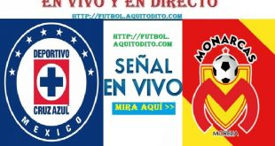 Morelia vs Cruz Azul EN VIVO