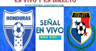 Honduras vs Panamá EN VIVO