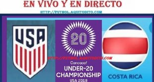 Costa Rica vs Estados Unidos EN VIVO