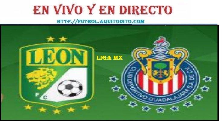 León vs Chivas EN VIVO