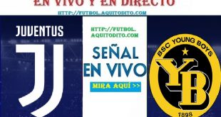 Young Boys vs Juventus EN VIVO
