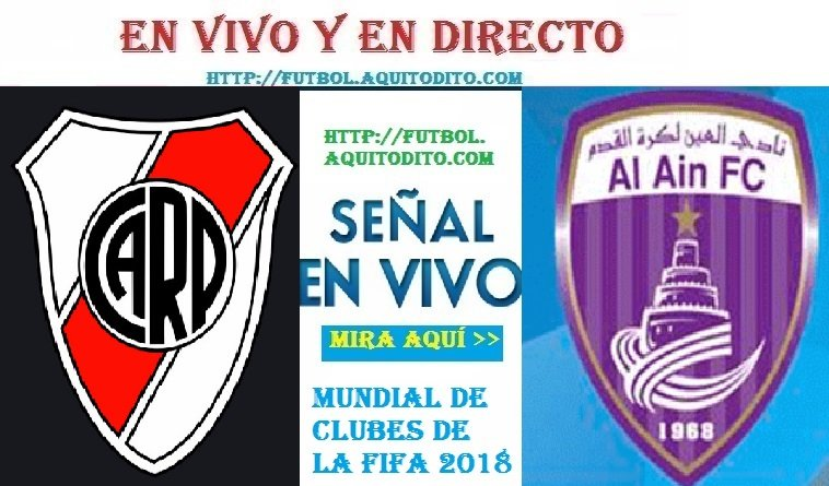 River Plate vs Al Ain EN VIVO