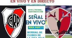 River Plate vs Kashima EN VIVO