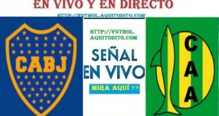 Boca Juniors vs. Aldosivi EN VIVO