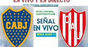 Boca Juniors vs Unión EN VIVO