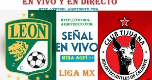 León FC vs Tijuana EN VIVO