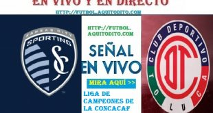 Sporting Kansas City vs Toluca EN VIVO