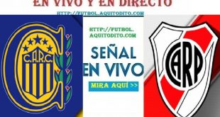 River Plate vs Rosario Central EN VIVO