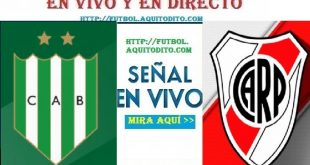 Atlético Banfield vs River Plate EN VIVO