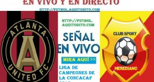 Atlanta United vs Herediano EN VIVO