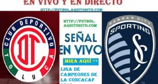 Toluca vs Sporting KC EN VIVO