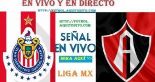 Chivas del Guadalajara vs Atlas EN VIVO