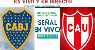 Boca Juniors vs Unión EN VIVO